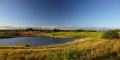 15th hole panorama