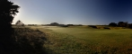 14th green panorama Barwon Heads