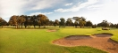 16th green panorama