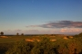 14th hole at sunset taken from the dunes