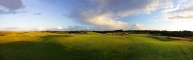 15th green panoramic