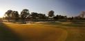 Virginia Golf Club – 1st green sunrise