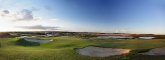 15th green panorama