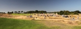 15th hole crowd