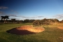 14th greenside bunkers