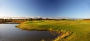 15th green panorama