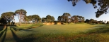 6th hole Creek Course from greenside