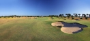 9th hole fairway bunkers
