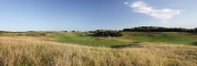 5th green from behind Barwon Heads
