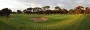 1st green panorama