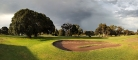 4th green panorama