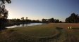 7th tee and dam