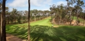 Forest Resort – 7th green hole panorama