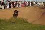 Matt-Griffin bunker shot Vic Open play off