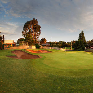 Clifton Springs Golf Club photoshoot