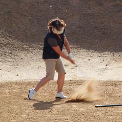 10 year Anniversary Golf Day – 13th Beach